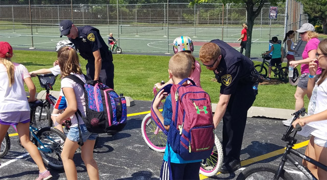 Hickory Hills Park District Bike Rodeo